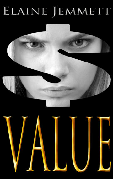 "Cover of ""Value,"" a short story by Elaine Jemmett"