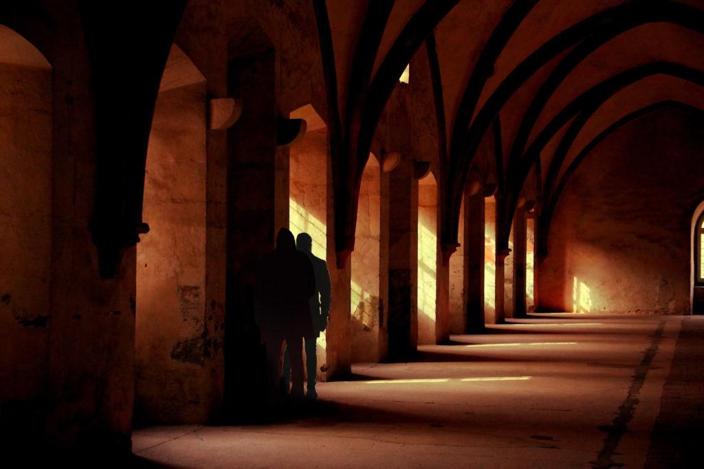 Yusan Palace Corridor Conspiracy