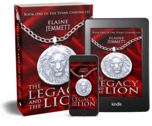 The Legacy and the Lion, 3 formats