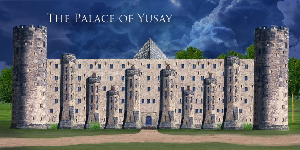 The Palace of Yusay